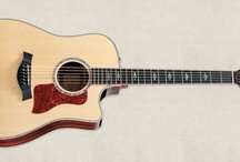 Musical Instruments I Lust After / I am a mediocre musician who believes that if I could just get the right instrument, I would be so much better. Here is my musical wish list.