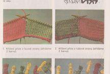 Návody k pletení