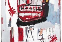 J M Basquiat