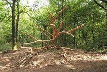 De Legende 2005 / Natuurkunstroute in Schoonoord - Drenthe. www.natuurkunstdrenthe.nl