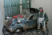 simca 5 WWII