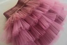 Фатиновые юбки.