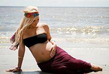 fotos embarazadas en la playa