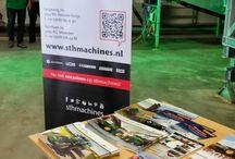 Beurzen / Evenementen / Trainingen / Foto's van Stehouwer STHmachines.nl op beurzen, evenementen en trainingen