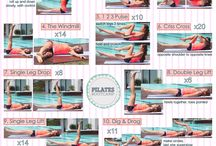 Fitness: 90 day challenge workout