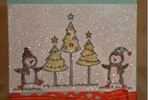 Cards Snowmen / by Sandy Dean Johnson Copeland