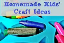 Homemade Kids Craft Ideas