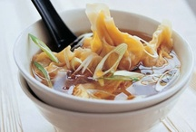 Chinese soups / by Ananthi