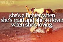Lyrics / by Lynn King