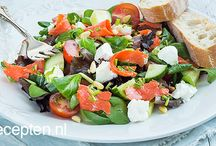 Recipes salades