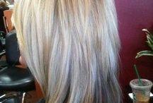 hair / by Mandi 'Wirkus' Wiltse