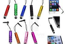 iPhone & Android Cases/Skins/Stylus / SHIPS SAME DAY/NEXT DAY FROM PHX, AZ! / by Battery-Juice
