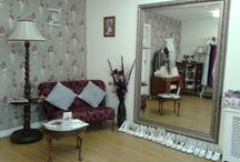 Our vintage inspired boutique!