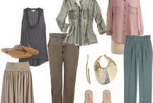 Summer tone fashion