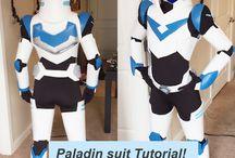Voltron armor