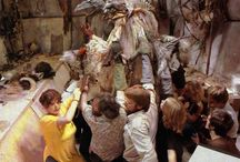 Puppets / ★ || Who doesn't love puppets.  This is a collection of images of puppetry used in Film.  Every image on this board remains the property of the respective copyright holders. We invite you to visit the websites/blogs of all the artists here. || ★