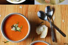 Soups / by Rocky6 T