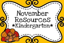 November Resources for Kindergarten / This board is for November resources for Kindergarten.  Please only pin one paid resource per day, or you will be removed. You can pin as many free resources or ideas as you like.    If you're interested in pinning to this board, please follow and send an e-mail to mrsroltgen (at) gmail (dot) com.  Thanks! / by Resources by Mrs. Roltgen