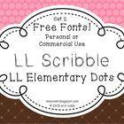 Fun Free Fonts for Educators