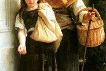 W. A. Bouguereau (1825-1905)