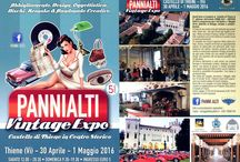 "PanniAlti Vintage Expo - Castello di Thiene / The 5th edition of  the EXPO PANNI ALTI – VINTAGE   on the 30th of April and the 1st of May 2016.The EXPO is dedicated to Vintage, and self-produced remake. It is a show dedicated to the ""sweet life"" lovers, from signed clothes to designed objects. Fashion, antique accessories, design and modern explode with their beauty in this new spring opportunity ."