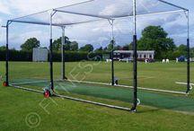 Harry cricket pitch