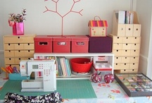For the craftroom / Ideas and inspiration for my craftroom