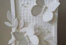 Paper crafts BUTTERFLIES