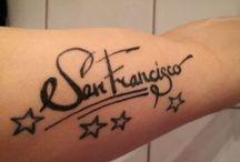 San Francisco tattoo