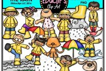 Educlips Easter Clip Art / All about Easter.