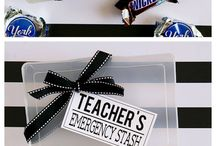 Teacher present ideas