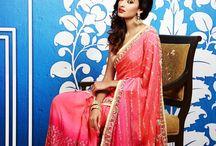Sari / Shari / Saree / South Asian female garment