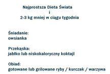 dieta- odchudzanie ;)