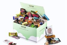 Savior Snacks / Healthy snacks delivered to your home or office!