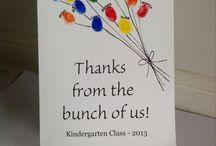 Teacher Gifts :) / Ideas for teacher gifts