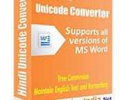 Hindi to Unicode Converter