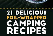 Camping Fool / by Mollie Currid