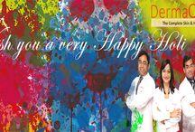 Festival / DermaClinix Wishes all