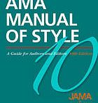 AMA Style / Tips for writing in American Medical Association (AMA) style