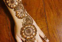 mehandi designs-henna