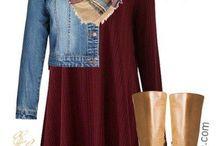 Vêtements d'automne