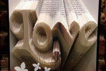 Book folding pattern