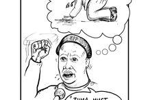Vernit Schalk Holder Cartoons