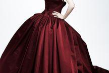 Modern elegant dress