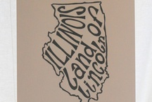 Illinois, My Home State / by Nancy Givens