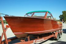 Vintage Used Boat for Sale