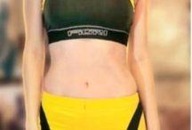 SPORT WEAR / pakaian dalam yang nyaman digunakan saat berolahraga