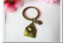 cute keychain / by Bracelets