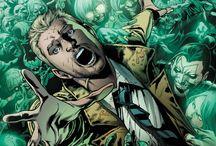 Constantine-Lucifer-Sandman-Preacher-SwampThing