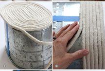 hacer cestas